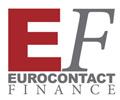 Eurocontact Finance logo du site de cabinet expert comptable spécialiste en cession aquisition et rapprochement